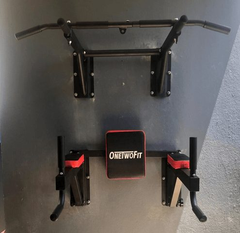 The best pull-up bar set you can get