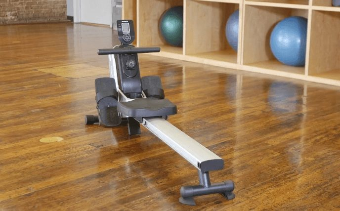 The most quiet magnetic rowing machine I have seen