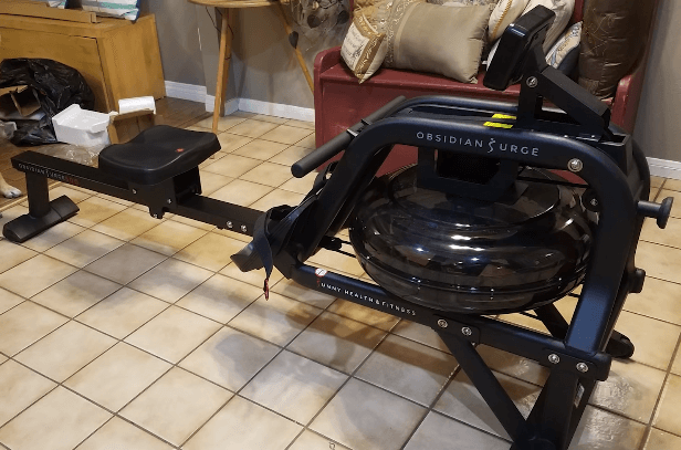 This is the best water rowing machine you can get