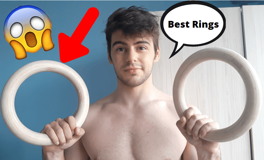 5 Best Gymnastic Rings for Calisthenics 2020 You MUST See
