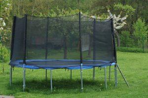 outdoor trampoline for gymnastics