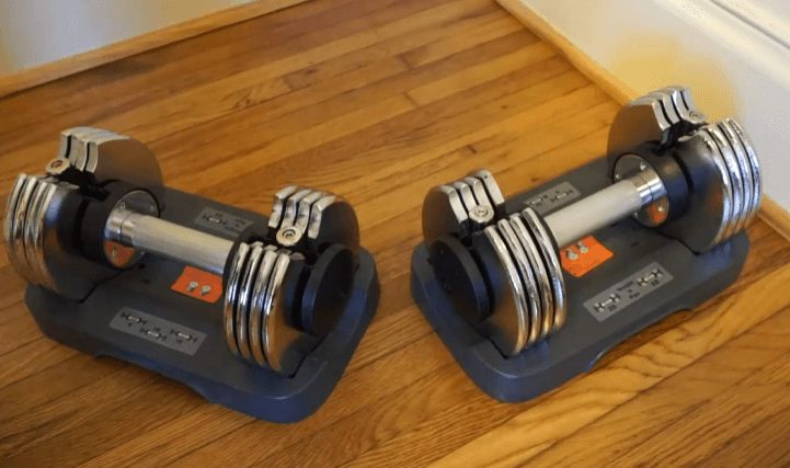 These dumbbells are really nice looking and great for building solid grip strength