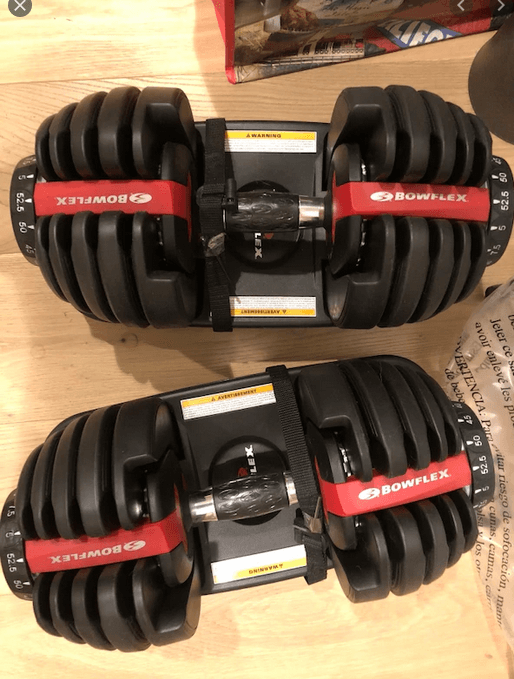 These are my absolute favorite adjustable dumbbells I own