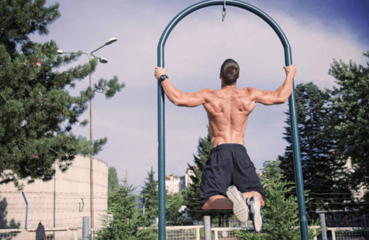 proof that calisthenics can build strength