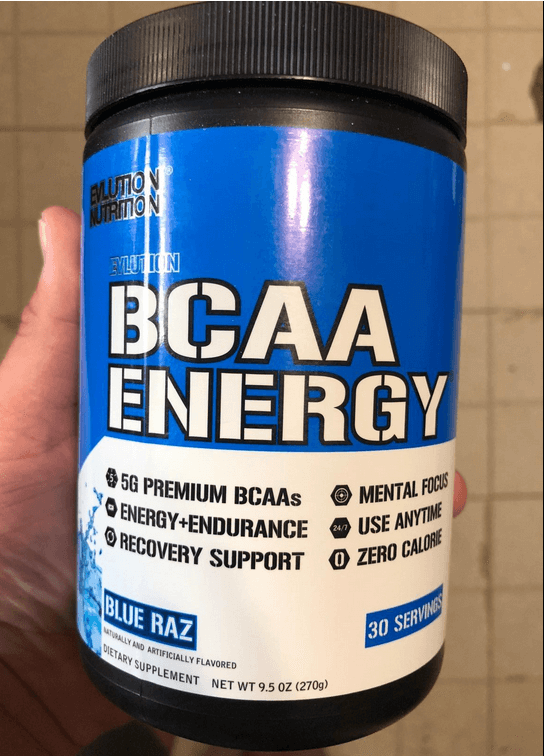 My currrent BCAAs I recommend