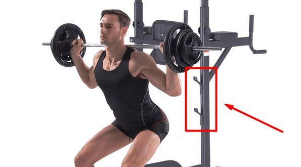 Kniebeugen Bodyweight-Workouts sveltus Chin up Rack Zirkeltraining