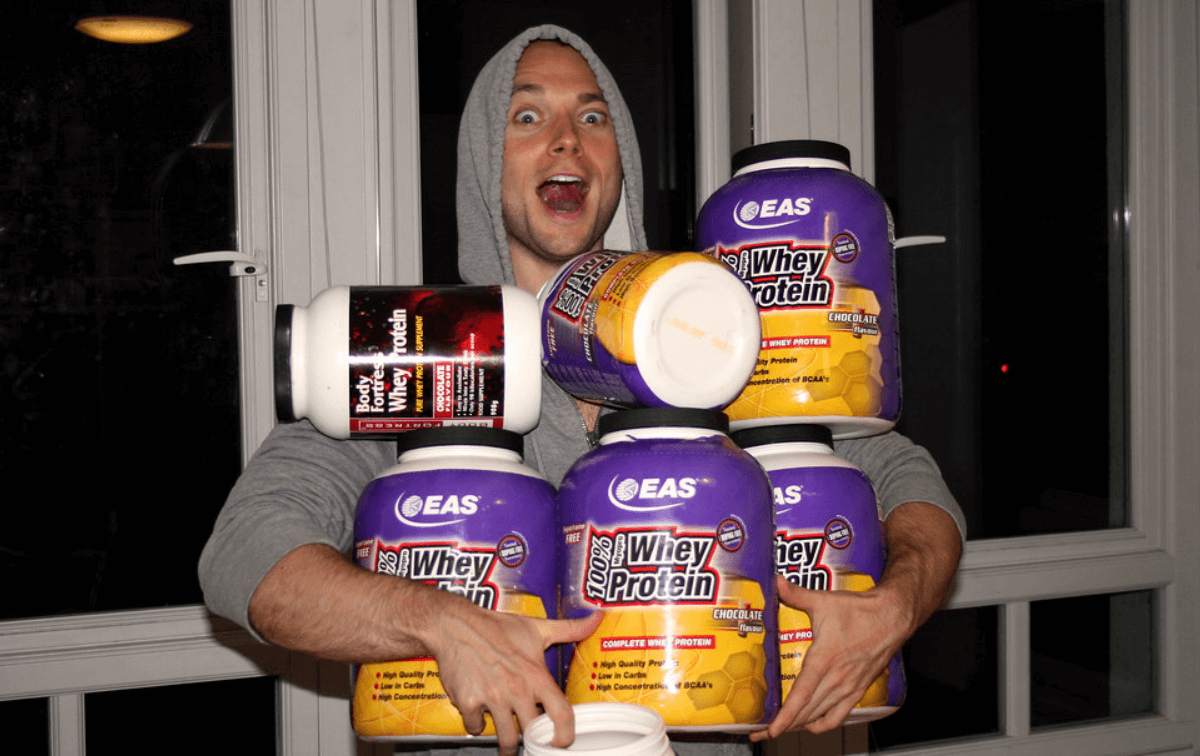 do you need protein powder for calistenics
