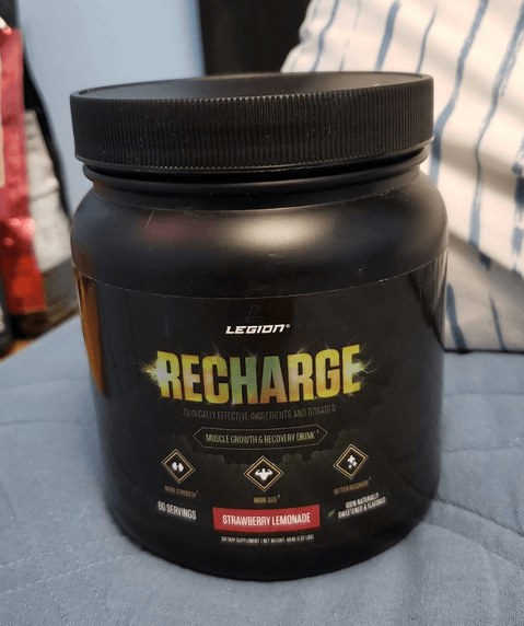 The best creatine I've ever tried