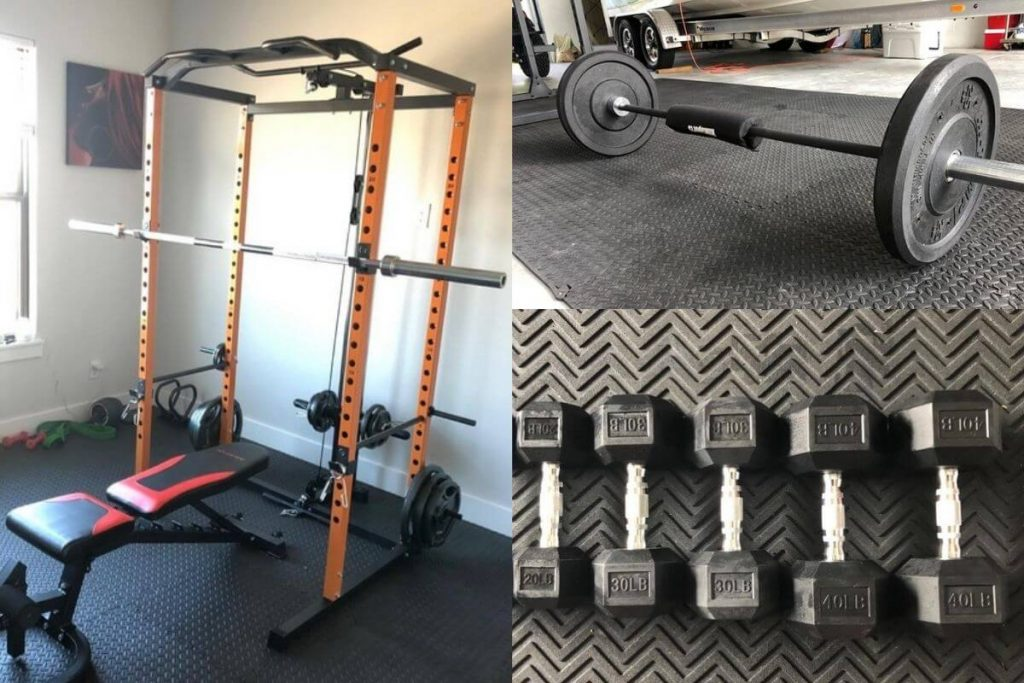 7 Best Home Gym Equipment for Muscle Building